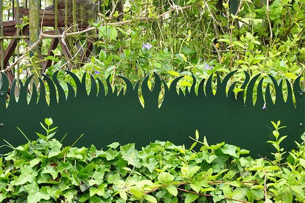GrassBorder vert Printemps